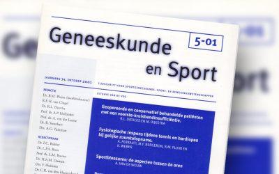 Sportblessures: De aspecten tussen de oren