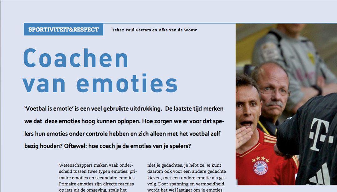 Coachen  van emoties