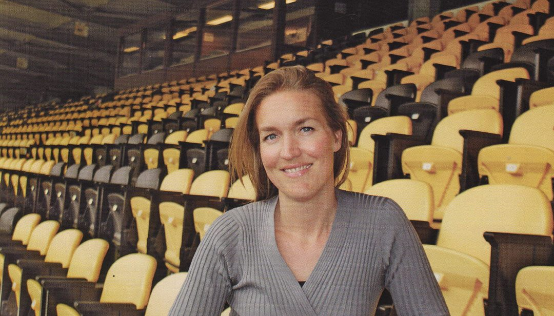Ambitieus VVV-Venlo doorbreekt taboe met Afke van de Wouw