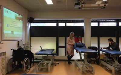 College sportpsychologie voor fysiotherapeuten in opleiding