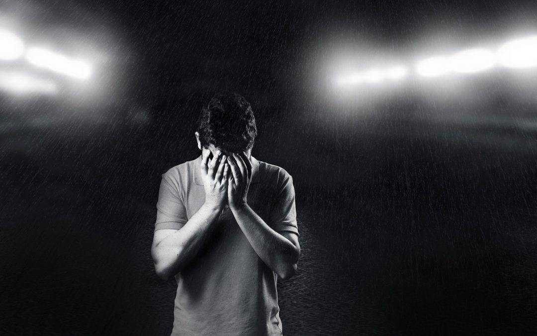 Verdubbeling profvoetballers met angst en depressieve klachten