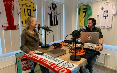 Podcast Voetbal International