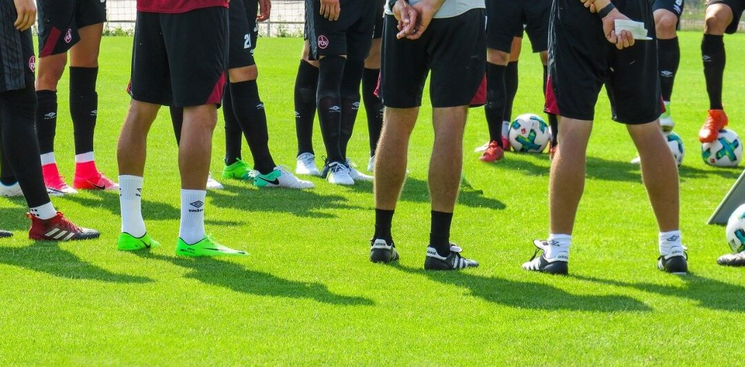 Afke werd geïnterviewd door Voetbalzone